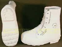 USGI MICKEY MOUSE BUNNY BOOTS -30° WHITE 3 4 5 6 7 8 9 10 11 12 13 14 NEW