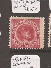 Newfoundland 1887 1/2c Dog SG 40 MOG (1awe)
