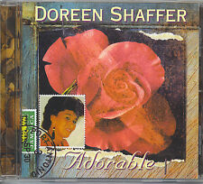 DOREEN SHAFFER - ADORABLE - MINT CD - 1997 GROVER RECORDS