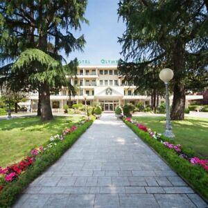 6 Tage 4* Hotel Olympia Therme Wellness Urlaub Montegrotto Abano Italien inkl HP