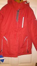 Dare 2B Giacca imbottita, cappotto di pioggia. Rosso. Taglia 6/8uk 34 - 36eur. acquistare nuove