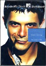ALEJANDRO  SANZ - MTV UNPLUGGED - DVD ( NEW SEALED ORIGINAL)