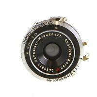 Vintage Schneider-Kreuznach 90mm f/6.8 Angulon Compur Rapid Lens - UG