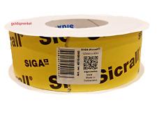 Siga Sicrall 60 Klebeband 1 Rolle 40m Dampfsperre Dampfbremse mit Rechnung