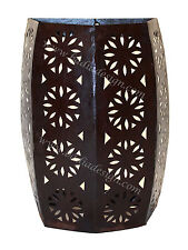 Moroccan Rustic Iron Wall Sconce - WL119-LARGE
