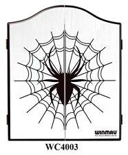 NEW WINMAU DART BOARD CABINET SPIDER easywipe scoring panels AU Seller