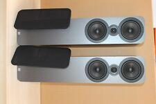 Q Acoustics 3050 Floor standing Stereo Speakers Graphite finish - R58784