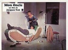 JACQUES TATI MON ONCLE 1958 VINTAGE LOBBY CARD #5