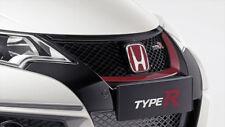 Genuine Honda Civic Tipo R Anteriore RALLY ROSSO grille trim 2015-2016