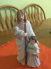 1993 Homco The Good Shepherd John 10: 14-15 The Greatest Stories Ever Told #1469