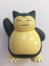 Pokemon Snorlax 1999 Hasbro Tomy Electronic Figure