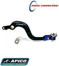 Apico Pedal De Freno Trasero Negro/Azul Yamaha YZF450 2008 BPF313