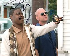 Tracy Morgan Cop Out Hand Signed 8x10 Photo Autographed w/COA Proof Look TM 1