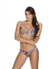 Designer reversible bikini swimsuit set