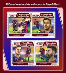 Central Africa 2017-sports Lionel Messi-S170013