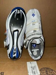 Specialized Pro Road Womens Shoes. White/Blue. Size 37. New.