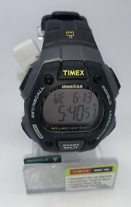 Timex TW5M09500 Ironman Classic 30 Full-Size Watch Color: Black