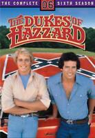 DUKES OF HAZZARD - THE COMPLETE SIXTH SEASON NEW DVD