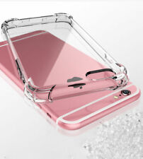 IPHONE 8 Plus Clear Case Cover Shockproof Protective TPU Bumper