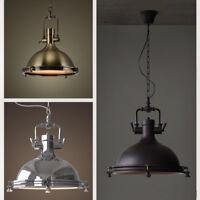 Large Pendant Light Office Ceiling Lights Vintage Chandelier Lighting Bar Lamp