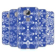 Fundas y carcasas color principal azul para teléfonos móviles y PDAs Huawei
