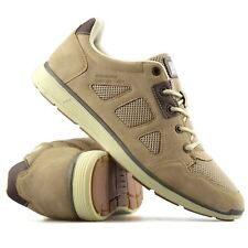 161c69ae5e0 Mens New Casual Lace Up Faux Suede Walking Running Sports Trainers Shoes  Size