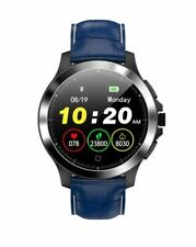 Newest Blood Pressure Waterproof Smart Watch 2019