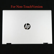 "HP 14M-CD 14M-CD0001DX LCD BACK COVER 14"" L22250-001 460.0E80E.0001 Silver US"