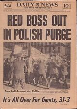 Daily News December 21 1970 Red Boss out In Polish Purge 010917DBE
