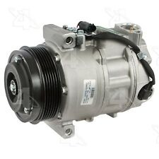 For Mercedes W203 W215 W212 New A/C Compressor with Clutch Four Seasons 98394