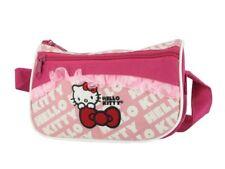 Hello Kitty Tasche Fahrrad-Tasche Handtasche klein Kinder Damen Pink Rosa NEU