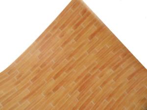 Dolls House Medium Wood Self Adhesive 1:12 Floorboards Effect Paper Flooring