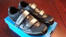 Shimano SH-RT32 Road Touring Cycling Shoes Black - 47 (US 11.8) new