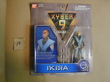#2 1999 Saban's Xyber 9 New Dawn Ikira Action Figure - MOC