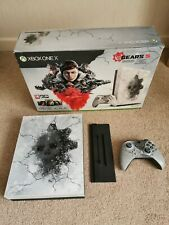 Xbox One X Console - Gears of War 5 limited edition