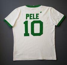 4.8/5 New York Cosmos  #10 Pele Football Soccer Shirt Retro Replica Umbro Size M