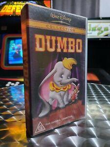 Dumbo - VHS Video Tape - Walt Disney Collection - VGC