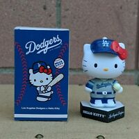Hello Kitty Bobblehead 2013 Los Angeles Dodgers Stadium Giveaway Sanrio SGA NIB