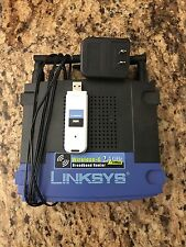Linksys Wireless-G 2.4 Ghz Broadband Router