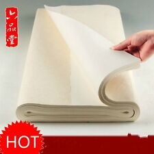 100* Chinese Calligraphy Painting Rice Paper Sumi-E Xuan Paper Writing Tool QW