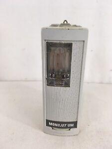 Untested Vintage German Made Ultrablitz MonoJet Electronic Flash Untested