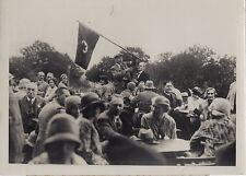 Congrès de l'Esperanto à Vienne Autriche Vintage argentique 1929