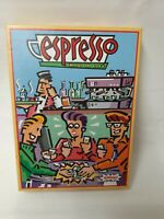 ESPRESSO - CHAOS IM CAFE - KARTENSPIEL - RARITÄT - AMIGO