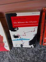 """Die Männer der """"Ulysses"""", ein Roman von Alistair Maclean"""