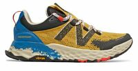 New Balance Men's Fresh Foam Hierro v5 Trail Shoes Yellow