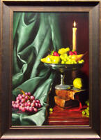 William Martin Original Oil Paintings on canvas framed Hand Signed
