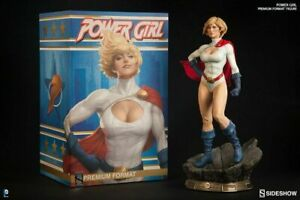 Sideshow OG First Power Girl Premium Format Exclusive Damaged Ships Worldwide
