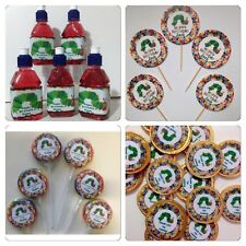 The Very Hungry Caterpillar Bulk Party Pack-Lolly Pops-Chocolate Coins & More