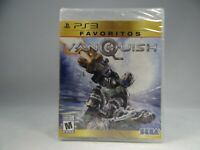 Vanquish (Sony PlayStation 3, 2010) Universal version Region free