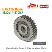 TZ-46 125cc 150cc Oil Saving Gear GY6 Parts Chinese Scooter Motorcycle 152QMI